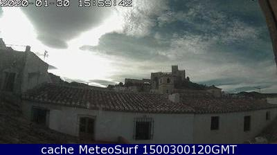 webcam Vélez Blanco Almeria