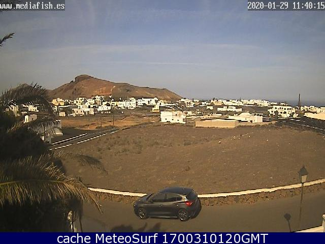 webcam Tinajo Las Palmas