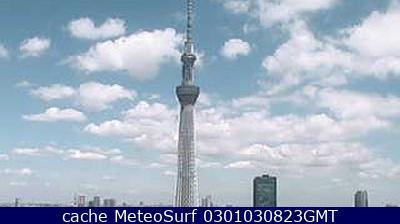 webcam Tokyo Skytree Tokyo