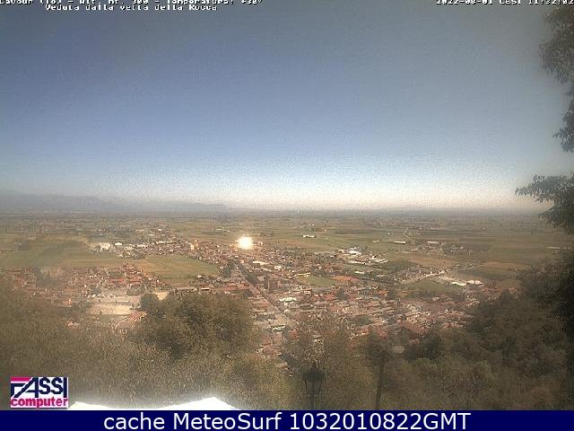webcam Cavour Turín