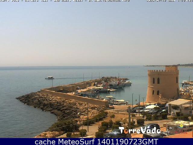 webcam Torre Vado Lecce