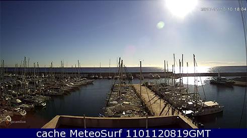 webcam Torredembarra Tarragona
