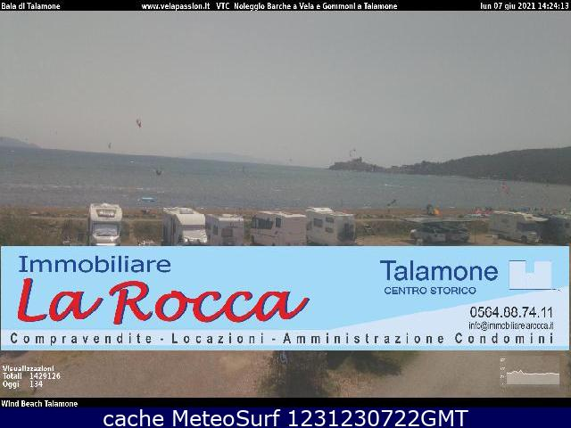 webcam Talamone Grosseto