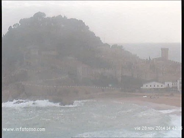 webcam Tossa del Mar Gerona