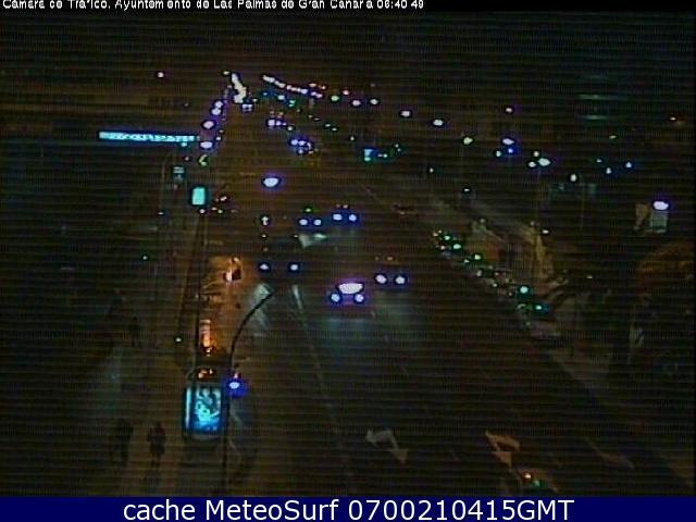 webcam Bravo Murillo Las Palmas
