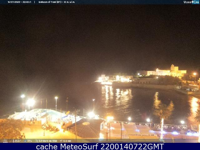 webcam Trani Barletta-Andria-Trani