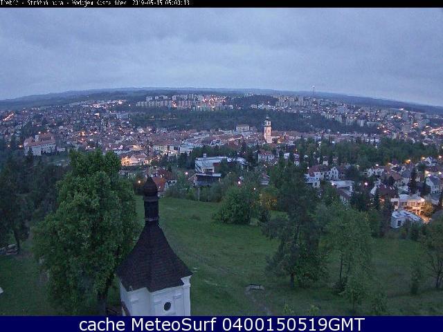 webcam Trebic Trebic District