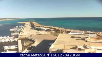 webcam Torre San Giovanni Lecce