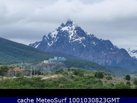 webcam Ushuaia Monte Olivia Ushuaia