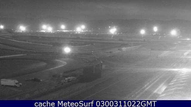 webcam Circuito Cheste Valencia