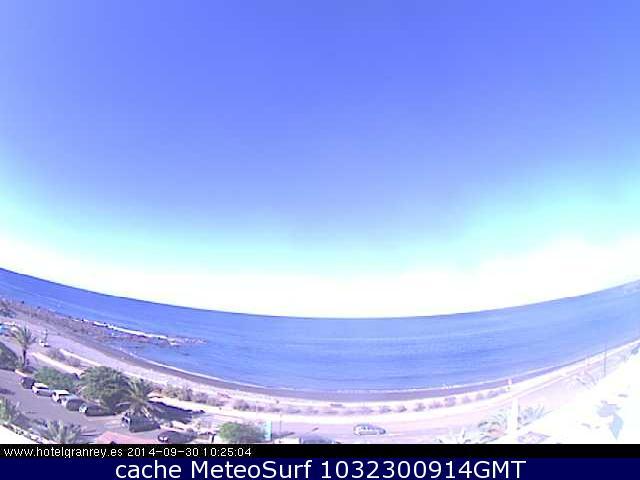 webcam La Calera Valle Gran Rey Santa Cruz de Tenerife