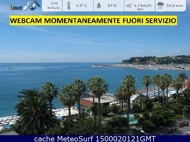 webcam Varazze Savona