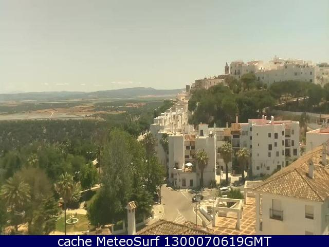 webcam Vejer Cadiz
