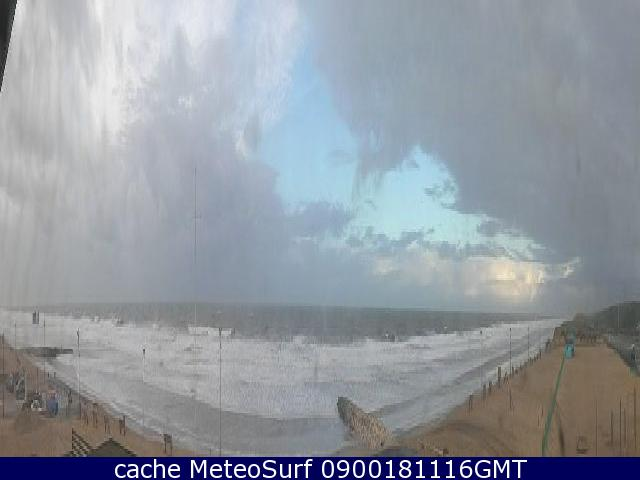 webcam Vendays-Montalivet Gironde