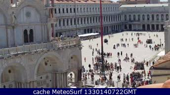 webcam Venezia San Marco Venecia