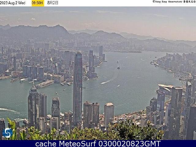 webcam Victoria Hong Kong Hong Kong