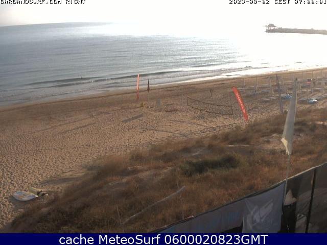 webcam Vieste Gargano Foggia