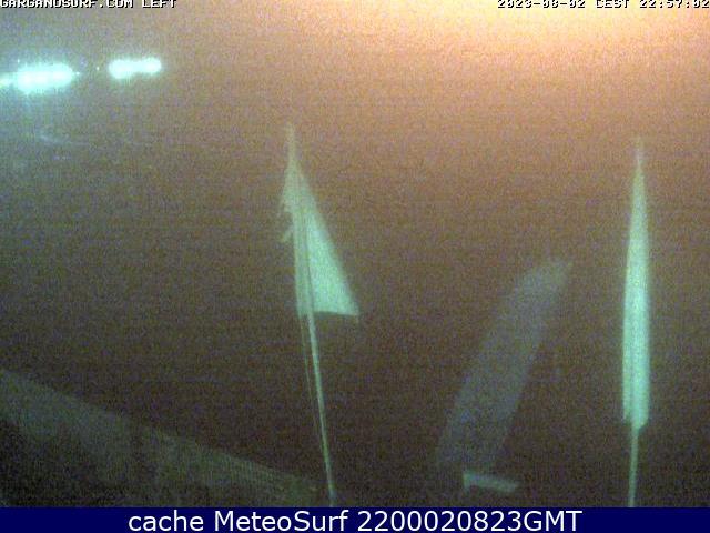 webcam Vieste Gargano Surf Foggia