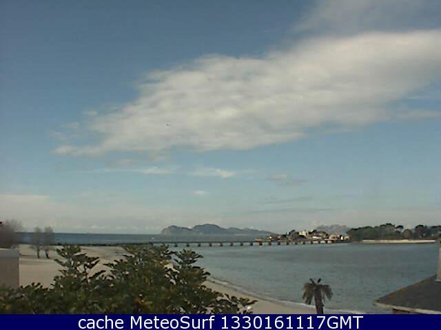 webcam Vigo Coruxo Pontevedra