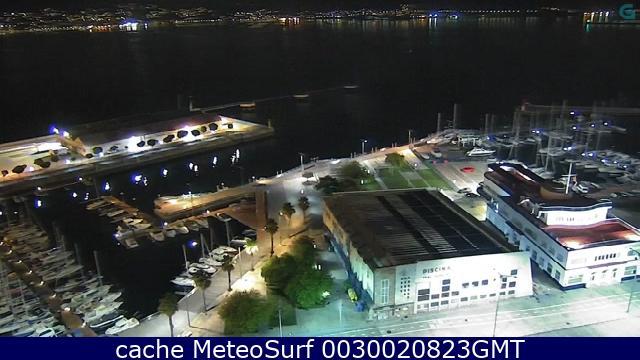 webcam Vigo Pontevedra