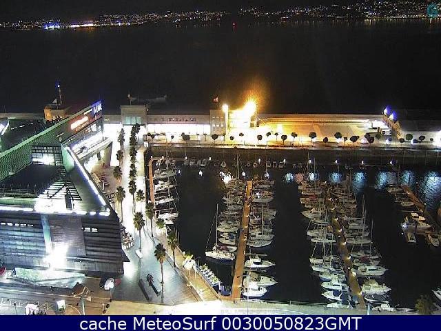 webcam Faro de Vigo Ria Pontevedra