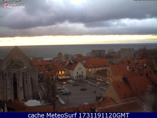 webcam Visby Gotland