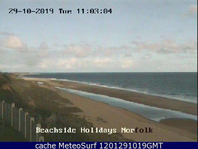 webcam Wakefield Court Beach East of England