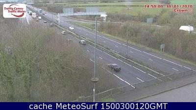 webcam Magor Newport Gwent