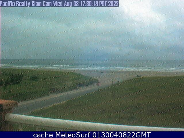 webcam Long Beach Peninsula Pacific