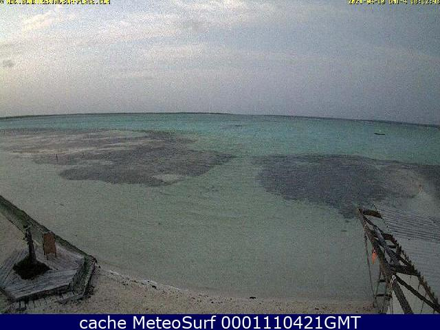 webcam Bonaire Windsurf Antillas Holandesas