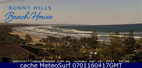 webcam Bonny Hills Mid North Coast