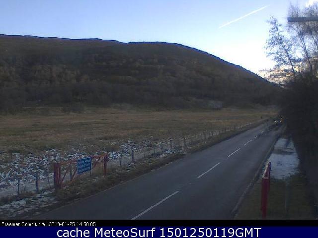 webcam Braemar Aberdeenshire