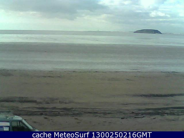 webcam Brean Sands South West