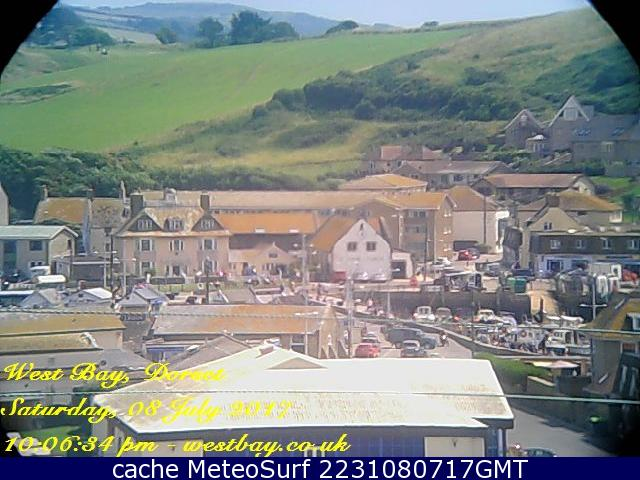 webcam Bridport Harbour South West