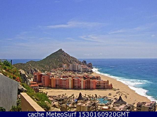 webcam Los Cabos Playa Pedregal Los Cabos