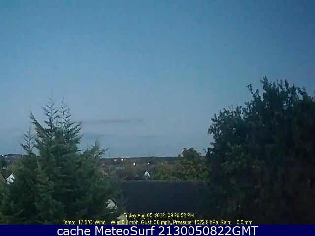 webcam Chelmsford East of England