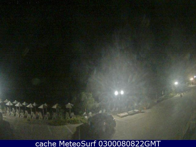 webcam Arillas Corfu Corfu