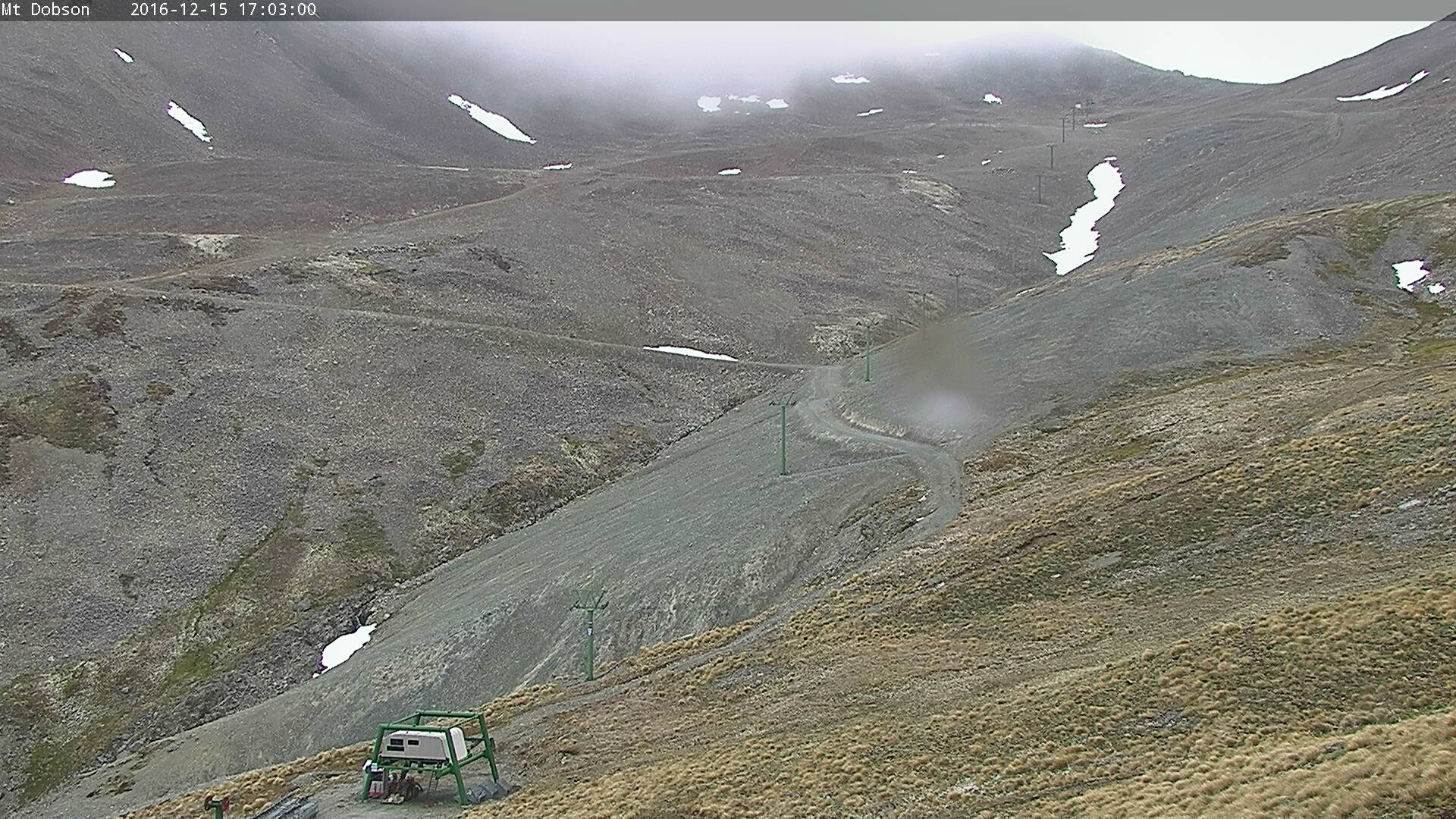 webcam Mount Dobson Tekapo