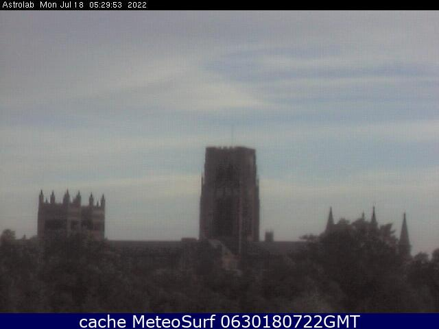 webcam Durham North East