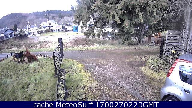 webcam Fort Augustus Abbey Cottages Highland
