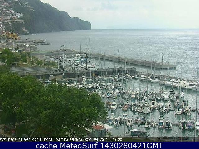 webcam Marina Funchal Funchal