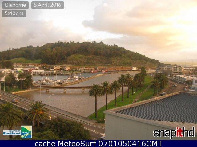 webcam Gisborne Gisborne
