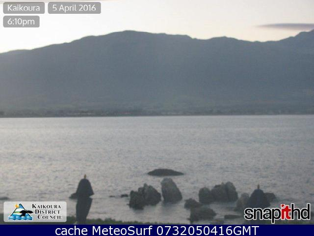 webcam Kaikoura Kaikoura