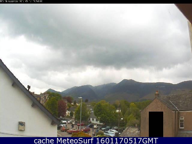 webcam Skiddaw Keswick North West