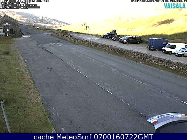 webcam Kirkstone Pass North West