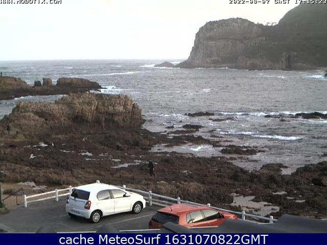 webcam Knysna Eden