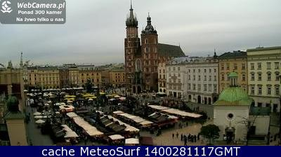 webcam Krakow Krakow
