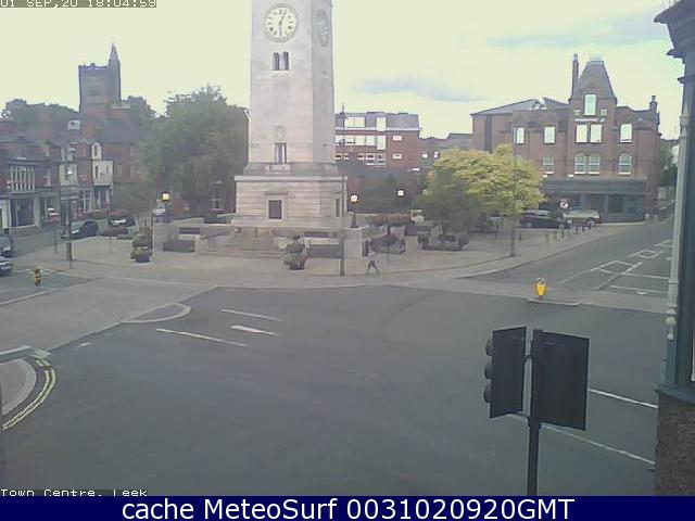 webcam Leek West Midlands
