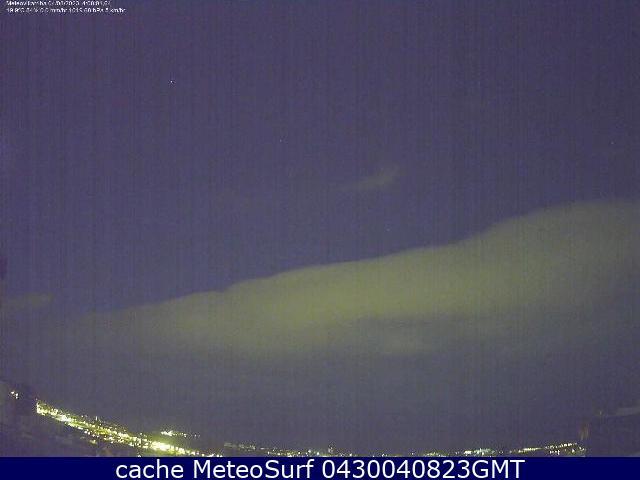 webcam Orotava Santa Cruz de Tenerife