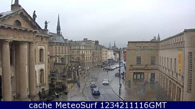 webcam Oxford South East
